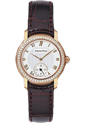 Audemars Piguet Watches - Jules Audemars Small Seconds Pink Gold - Style No: 77209OR.ZZ.A067CR.01
