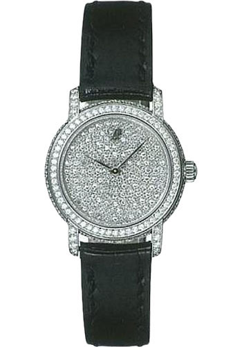 Audemars Piguet Watches - Jules Audemars Lady Diamond Paved - Style No: 77214BC.ZZ.A001CR.01