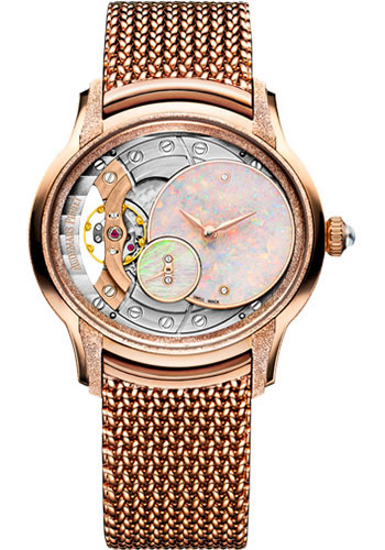 Audemars Piguet Watches - Millenary Hand-Wound - Style No: 77244OR.GG.1272OR.01