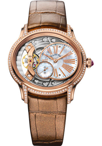 Audemars Piguet Watches - Millenary Hand-Wound - Style No: 77247OR.ZZ.A812CR.01