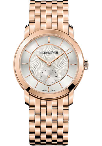 Audemars Piguet Watches - Jules Audemars Small Seconds Pink Gold - Style No: 77250OR.OO.1270OR.01