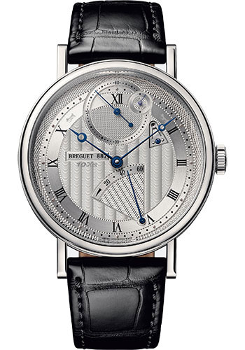 Breguet Watches - Classique 7727 - Chronometrie - 41mm - Style No: 7727BB/12/9WU