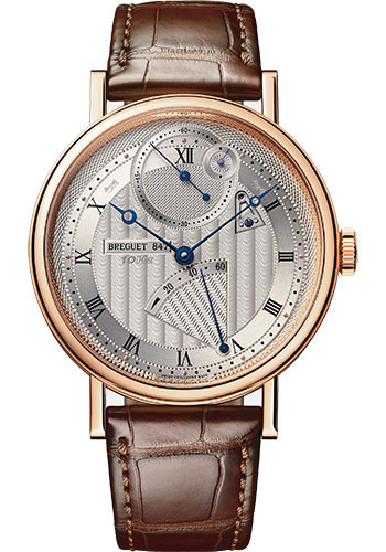 Breguet Watches - Classique 7727 - Chronometrie - 41mm - Style No: 7727BR/12/9WU