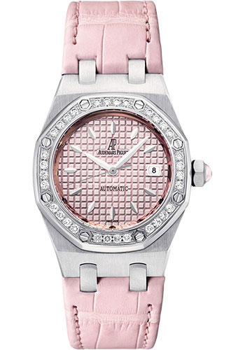 Audemars Piguet Watches - Royal Oak Self Winding 35mm - Stainless Steel - Style No: 77321ST.ZZ.D057CR.01