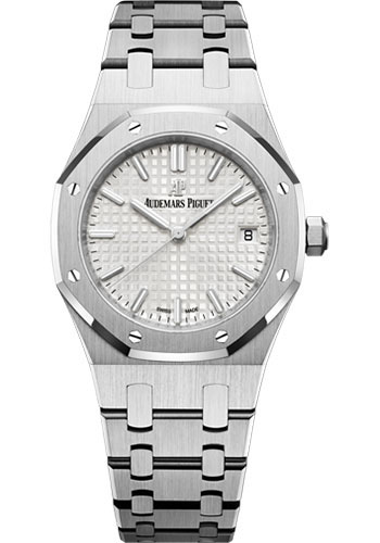 Audemars Piguet Watches - Royal Oak Self Winding 34mm - Stainless Steel - Style No: 77350ST.OO.1261ST.01