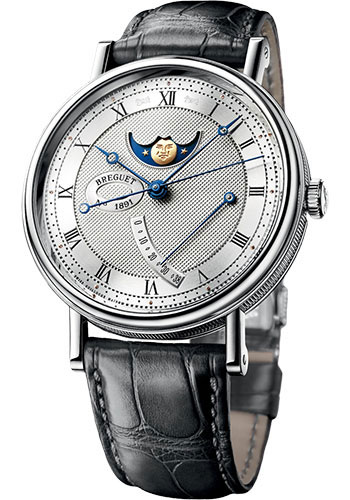 Breguet Watches - Classique Grande Complication 39mm - White Gold - Style No: 7787BB/12/9V6