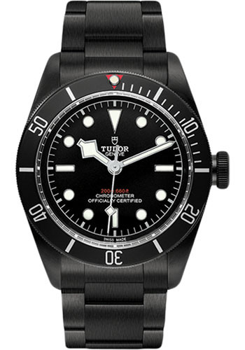Tudor Watches - Heritage Black Bay Black PVD Steel - Style No: 79230DK-bracelet