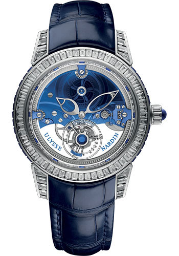 Ulysse Nardin Watches - Classic Perpetual Imperial - Style No: 799-99BAG