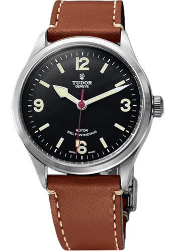 Tudor Watches - Heritage Ranger - Style No: 79910-leather
