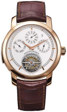 Vacheron Constantin Patrimony Traditionnelle Minute Repeater Tourbillon Perpetual Calendar Watches - 80172/000