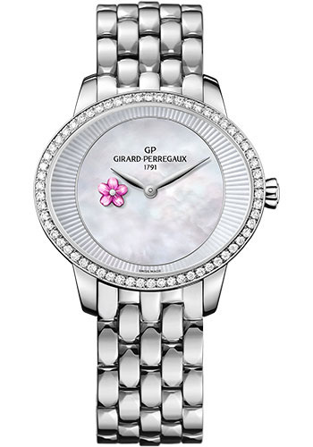 Girard-Perregaux Watches - Cats eye Plum Blossom - Style No: 80484D11A701-11A