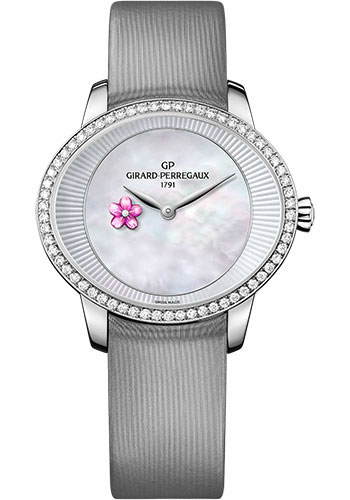 Girard-Perregaux Watches - Cats eye Plum Blossom - Style No: 80484D11A701-HK7A