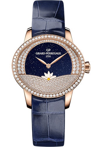 Girard-Perregaux Watches - Cats eye Arabian Jasmin - Style No: 80488D52A401-CK4A