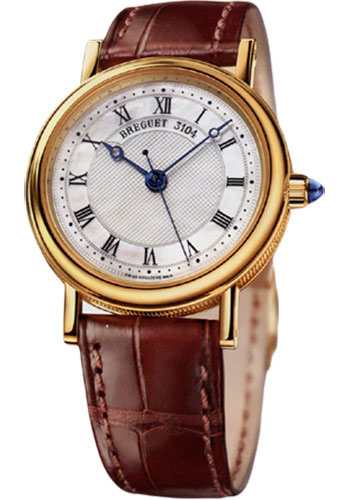 Breguet Watches - Classique 30mm - Yellow Gold - Style No: 8067BA/52/964