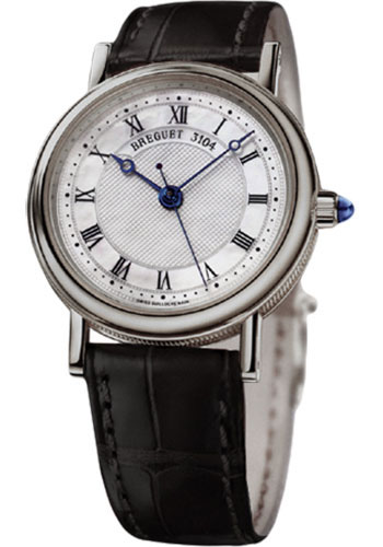 Breguet Watches - Classique 30mm - White Gold - Style No: 8067BB/52/964