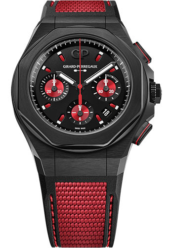 Girard-Perregaux Watches - Laureato Absolute - Style No: 81060-21-692-FH6A