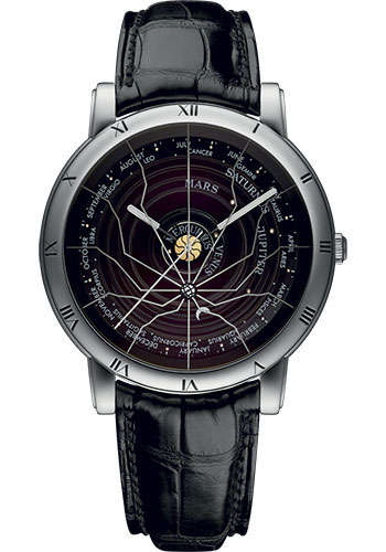 Ulysse Nardin Watches - Classico Trilogy - Style No: 839-70