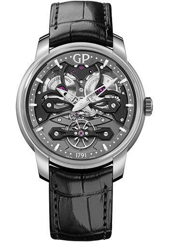 Girard-Perregaux Watches - Bridges Neo Bridges - Style No: 84000-21-001-BB6A