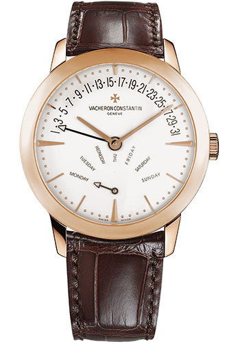 Vacheron Constantin Watches - Patrimony Retrograde Day-Date - Style No: 86020/000R-9239