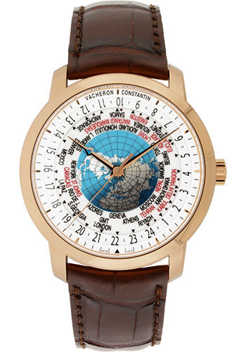 Vacheron Constantin Watches - Traditionnelle World Time - Style No: 86060/000R-9640