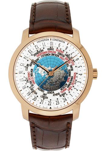 Vacheron Constantin Watches - Patrimony Traditionnelle World Time    Vacheron Constantin Patrimony Traditionnelle World Time