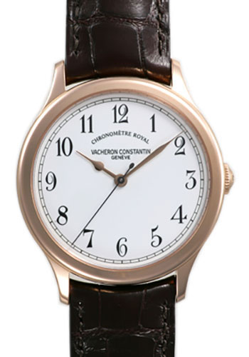 Vacheron Constantin Watches - Historiques Chronometre Royal 1907 - Style No: 86122/000R-9362