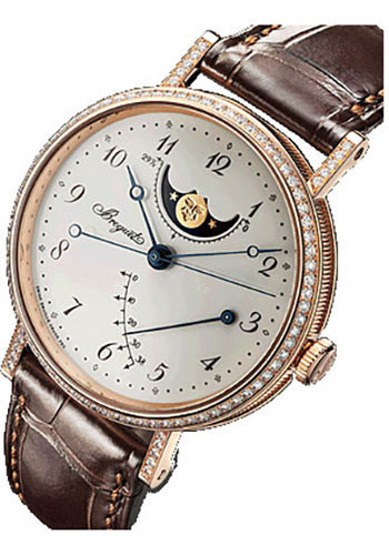 Breguet Watches - Classique Moon Phases 36mm - Rose Gold - Style No: 8788BR/29/986.DD00
