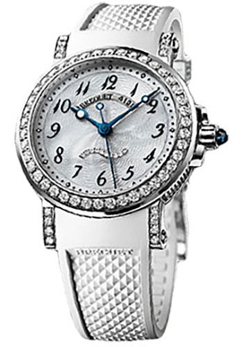 Breguet Watches - Marine 8818 - 30mm - Style No: 8818BB/59/564.DD00