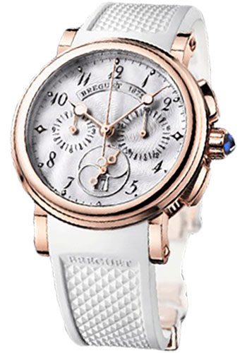 Breguet Watches - Marine 34.6mm - Rose Gold - Style No: 8827BR/52/586