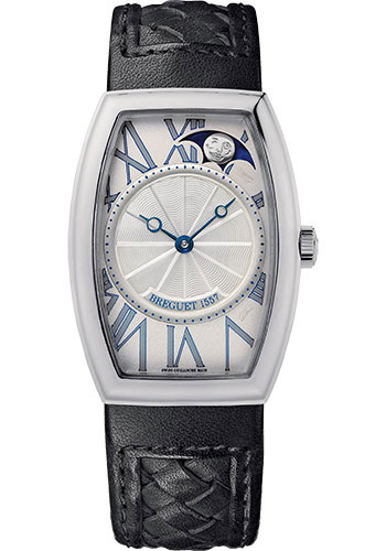 Breguet Watches - Heritage 8860 - Retrograde Moon Phases - Style No: 8860BB/11/386