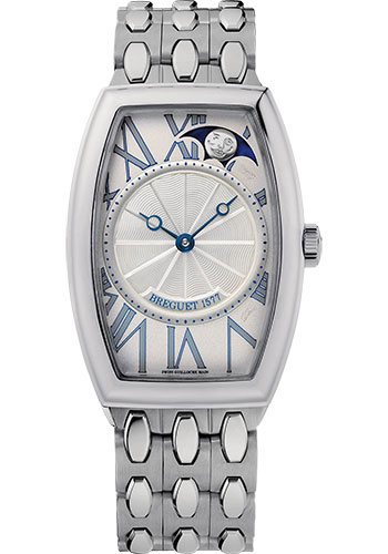 Breguet Watches - Heritage 8860 - Retrograde Moon Phases - Style No: 8860BB/11/BB0