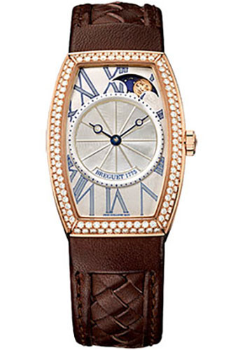 Breguet Watches - Heritage 25mm X 35mm - Rose Gold - Style No: 8861BR/11/386.D000