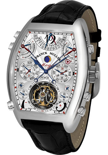 Franck Muller Watches - Aeternitas Mega - Style No: 8888 GSW T CCR QPS OG White