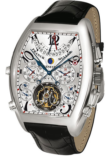 Franck Muller Watches - Aeternitas - Style No: 8888 T CC R QPS OG White