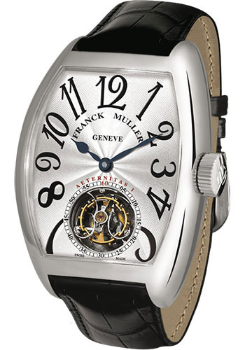 Franck Muller Watches - Aeternitas - Style No: 8888 T OG White