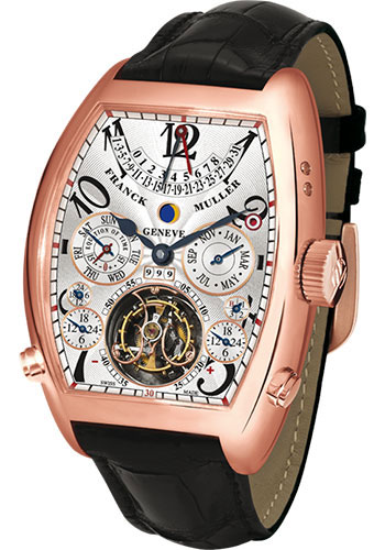 Franck Muller Watches - Aeternitas - Style No: 8888 T QPS 5N White