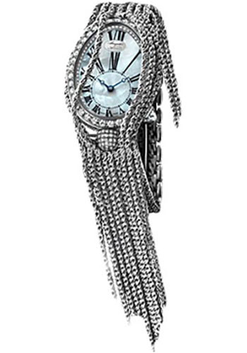 Breguet Watches - Reine de Naples 8928 - 24.95mm X 33mm - White Gold - Style No: 8928BB/51/J60.DD0D