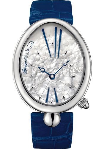Breguet Watches - Reine de Naples 8967 - 35.5mm X 43.75mm - Style No: 8967ST/51/986