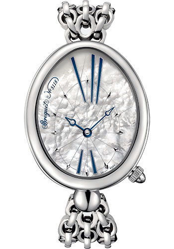 Breguet Watches - Reine de Naples 8967 - 35.5mm X 43.75mm - Style No: 8967ST/51/J50