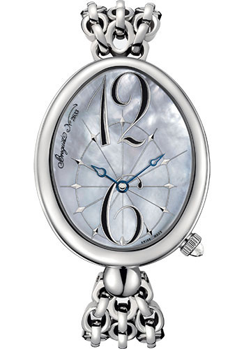 Breguet Watches - Reine de Naples 8967 - 35.5mm X 43.75mm - Style No: 8967ST/58/J50