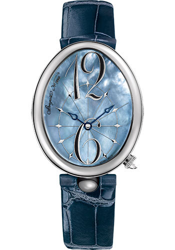 Breguet Watches - Reine de Naples 8967 - 35.5mm X 43.75mm - Style No: 8967ST/V8/986