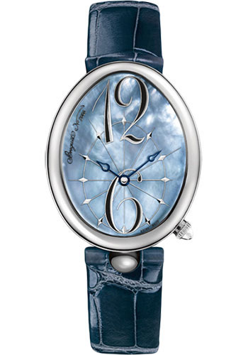 Breguet Watches - Reine de Naples 35.5mm X 43.75mm - Steel - Style No: 8967ST/V8/986