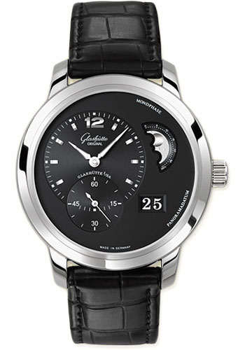 Glashutte Original Watches - Quintessentials PanoMaticLunar XL - Style No: 90-02-33-14-05