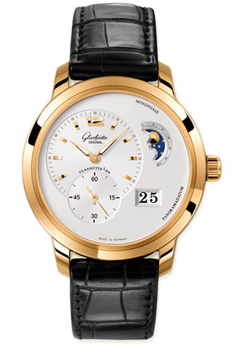 Glashutte Original Watches - Quintessentials PanoMaticLunar XL - Style No: 90-02-34-11-05