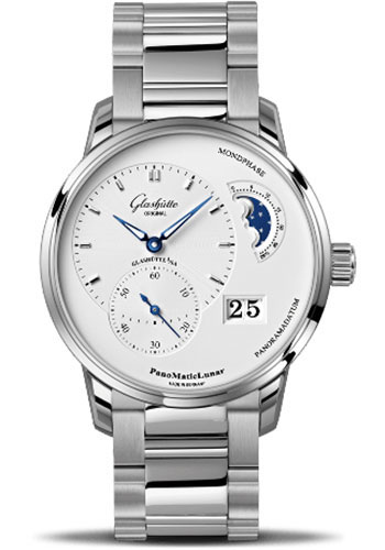 Glashutte Original Watches - Quintessentials PanoMaticLunar - Style No: 90-02-42-32-24