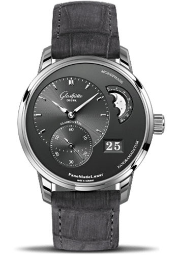Glashutte Original Watches - Quintessentials PanoMaticLunar - Style No: 90-02-43-32-05