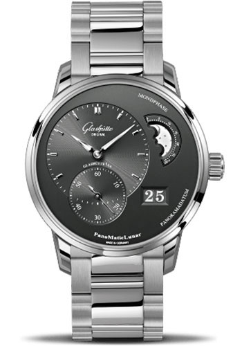 Glashutte Original Watches - Quintessentials PanoMaticLunar - Style No: 90-02-43-32-24