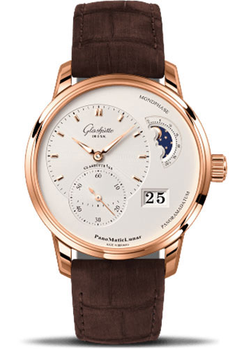 Glashutte Original Watches - Quintessentials PanoMaticLunar - Style No: 90-02-45-35-04