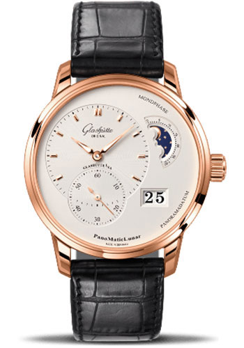 Glashutte Original Watches - Quintessentials PanoMaticLunar - Style No: 90-02-45-35-05