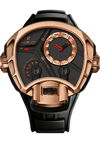 Hublot Watches - MP-02 Key of Time - Style No: 902.OX.1138.RX